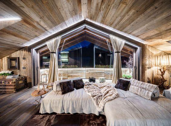 фотография мансарды в жилом частном доме