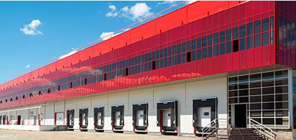 Строительство складов и производственных зданий