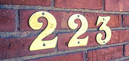Присвоить отдельный адрес недвижимости в Херсоне